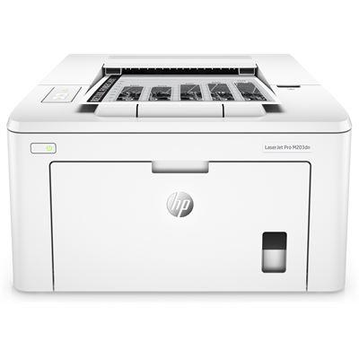 HP LaserJet Pro M203dn 28ppm Mono Laser Printer WiFi