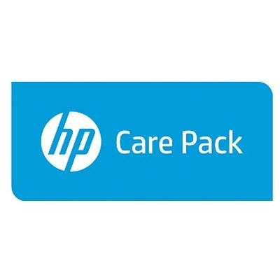 HP 3 year Next business day onsite Notebook Only Service (UK703E-EDU)