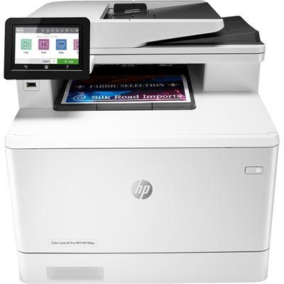 HP Colour LaserJet Pro MFP M479fdw 27ppm MFC Printer WiFi