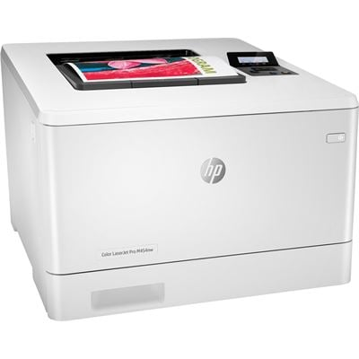 HP Color LaserJet Pro M454nw Wireless Printer - 28ppm Mono & Colour