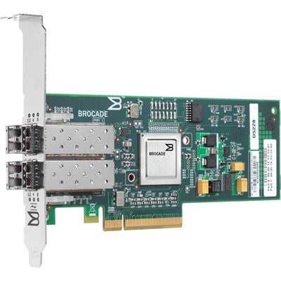 HPE 82B 8Gb 2-port PCIe Fibre Channel Host Bus Adapter