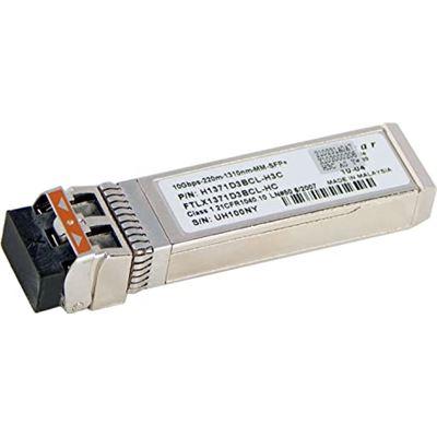 HPE HP X130 10G SFP+ LC LRM TRANSCFOR MULTIMODE FIBRE (OM1/OM2 RANGE UP TO 220M EX