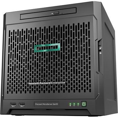 HPE MicroServer Gen10 AMD X3421 8GB 4x Non-Hot Plug LFF (P04923-375)