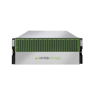 HPE Nimble Storage CS1000 21x1TB HDD 3x480GB Flash Array (Q2Q25A)