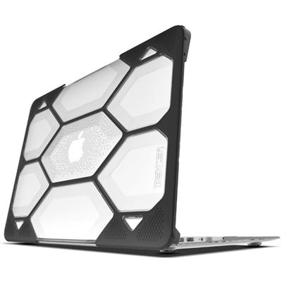 "iBenzer Hexpact Protective Case For Apple Macbook Air 13"" Thunderbolt 2018 A1932 - Clear"