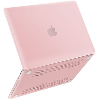 "iBenzer Neon Party Hard Case for Apple MacBook Pro 15"" Touch/none Touchbar - Rose Quartz"