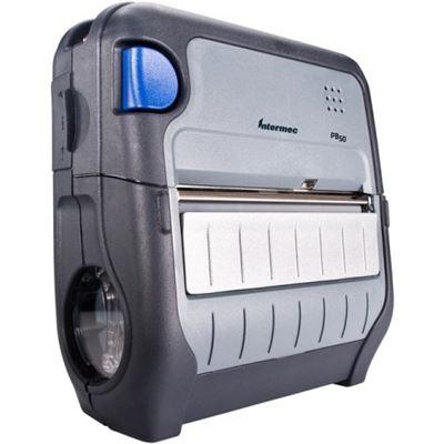 "Intermec PB50 Mobile Printer 4 "" Fingerprint/DP Bluetooth Standard (Must order Battery"