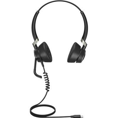 Jabra Engage 50 Stereo Headband Headset USB-C