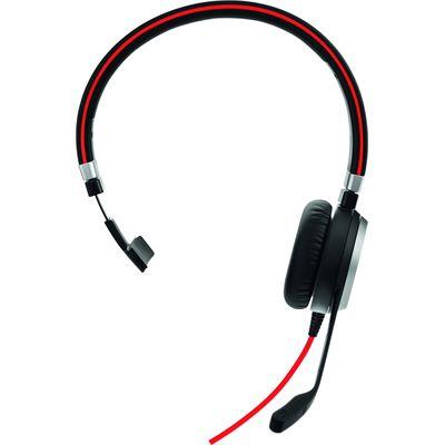 Jabra Evolve 40 Mono USB Headset - Microsoft Certified