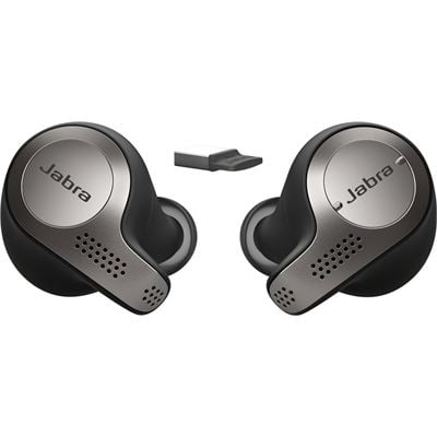 Jabra Evolve 65t MS Skype For Business Wireless Earbuds