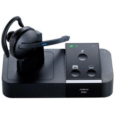 Jabra DECT Wireless Mono Desk & Softphone