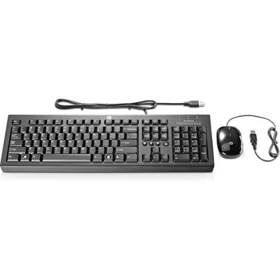 HP USB Essential Keyboard and Mouse
