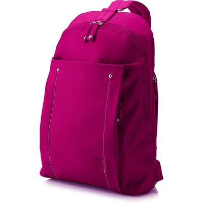 HP 14.0 Slim Backpack Pink