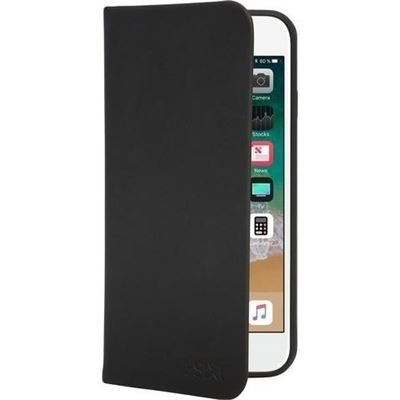 3SIXT Slim Folio - Black - iPhone 8+/7+/6S+/6+