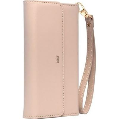 3SIXT NeoClutch - Premium - Blush Tan / Grey - iPh 7+/7S+/6