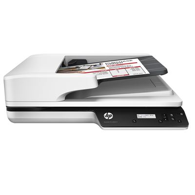 HP ScanJet Pro 3500 f1 Flatbed Scanner