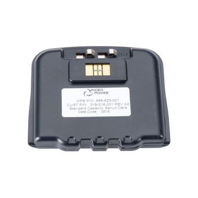Intermec Battery pack, CN3/CN4 series Lithium Standard (One (1) standard 8.1 watt hours
