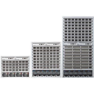 HPE Arista 7508R 8-slot 6xPSU 6xFabricR 1xSupervisor2 Bundle
