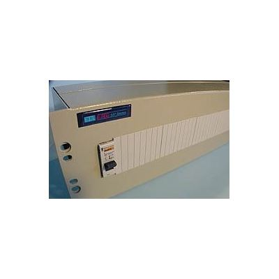 E-TEC STANDARD POWER SUPPLY (3U MCB Distribution Panel)