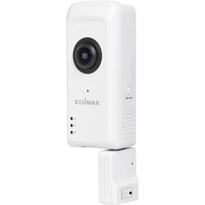 EDIMAX Home Connect Kit. 1x 3MP Camera. 2x Door/Window sensors. 1x PIR sensor. 1