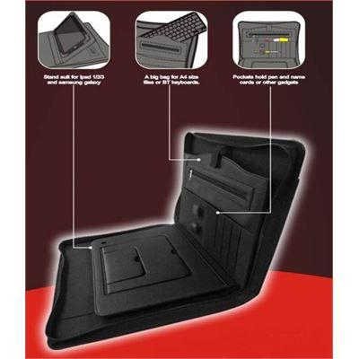 "8 Ware 8Ware Busines Tablet Folio10"" Tablets Folder&Bluetooth kb"
