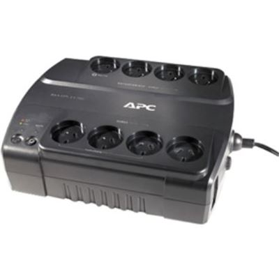 APC CONCURRENT 5Y WARRANTY PLUS BACK-UPS ES 8 OUTLET 700VA W 5Y WTY