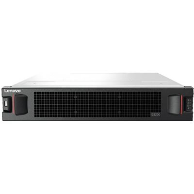 Lenovo Storage S3200 SFF Chassis Dual FC/iSCSI Controller
