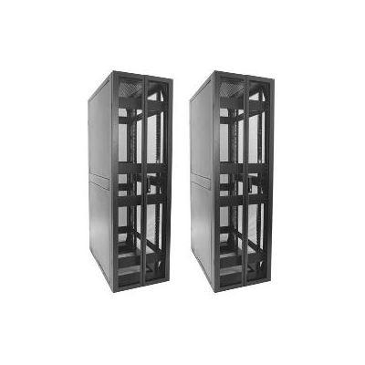 Dynamix 45RU Seismic Cabinet 1200mm deep (600x1200x2133mm)Fully welded frame .Dual
