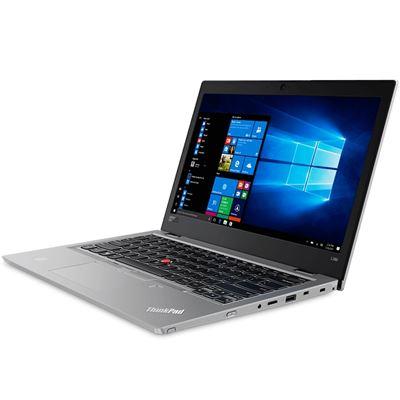 """Lenovo ThinkPad L380, i7-8550U, 13.3"""" HD, Silver, No Pen, 8GB, 256GB SSD, Win 10 Pro"""