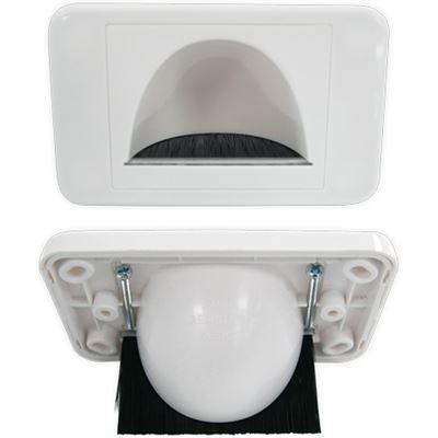 Dynamix AV Reverse Bull Nose Brush Platformse