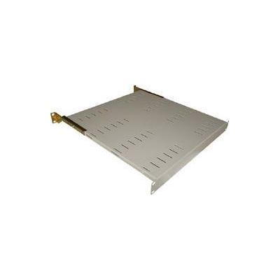 E-TEC Shelf Fixed 1U 460mm deep Beige