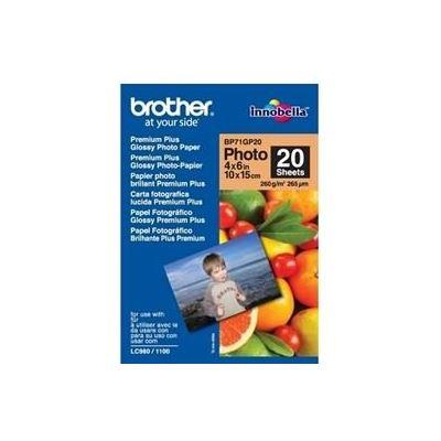 Brother BP-71GP Glossy Photo 10x15 (20 sheets)