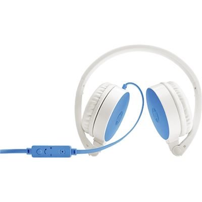 HP H2800 Headset Blue
