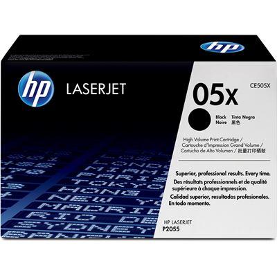HP 05X Black LaserJet Toner Cartridge