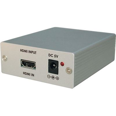 CYP HDMI to DVI/SPIFF audio converter. Converts digital HDMI to DVI-D and SPIFF