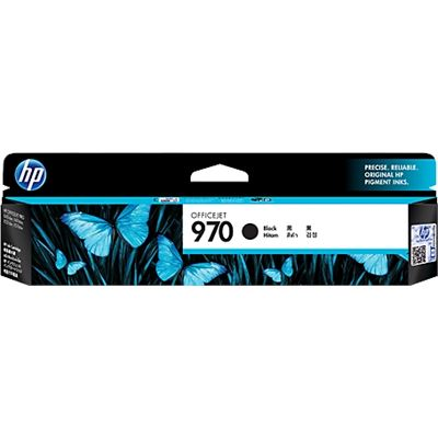HP 970 Black Ink Cartridge