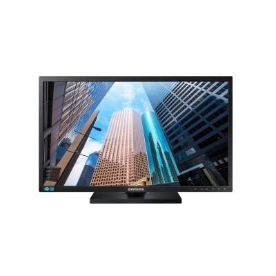 Samsung LS24E45KDW/XY 24inch 1920x 1080 LED Business Monitor, VGA/DVI/HDMI, Tilt Pivot