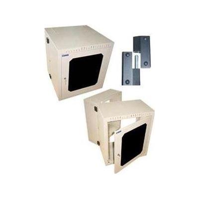 E-TEC 19' Wall-mount Enclosure 12U 500mm Grey