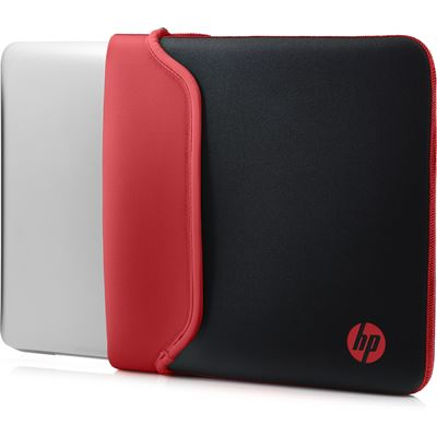 HP 11.6 Reversible Neoprene Sleeve Black/Red