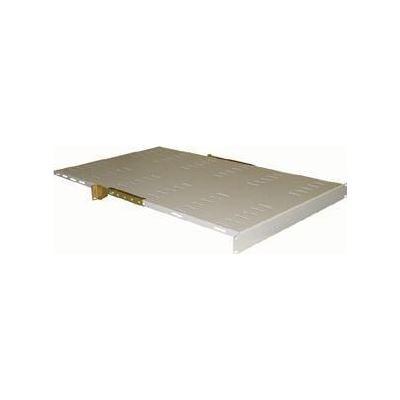 E-TEC STANDARD FIXED SHELVES (with Adjustable Rear Support) (1U x 760 Deep Fixed