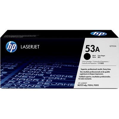 HP 53A Black LaserJet Toner Cartridge