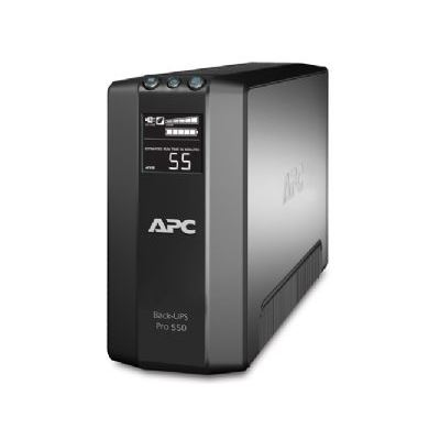 APC CONCURRENT 5Y WARRANTY PLUS Back-UPS Pro 330 Watts/550VA 230V