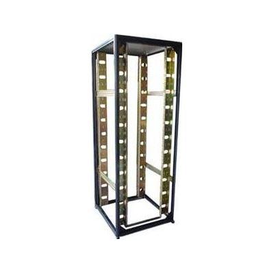 E-TEC 45U 800mm x 900mm Comms Enclosure Perspex Front Door / Steel Rear Door (Frame)