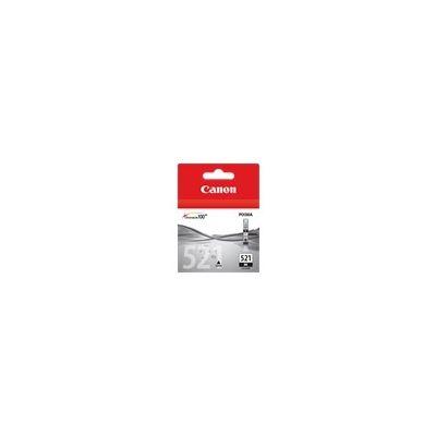 Canon Ink Cartridge CLI521BK Black Inkjet 1 Pack