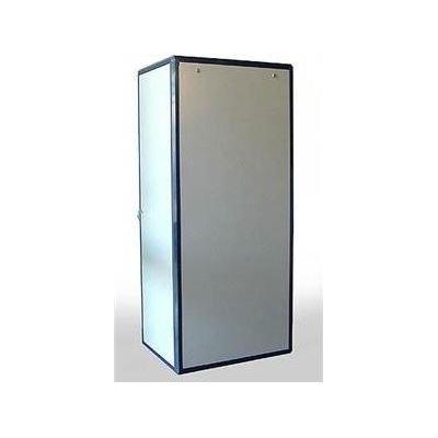 E-TEC 38U 600mm x 900mm Comms Enclosure Perspex Front Door / Steel Rear Door (Side