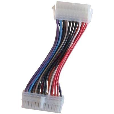 8 Ware ATX 20 Pin PSU to 24 Pin M/B Cable Adapter 20cm