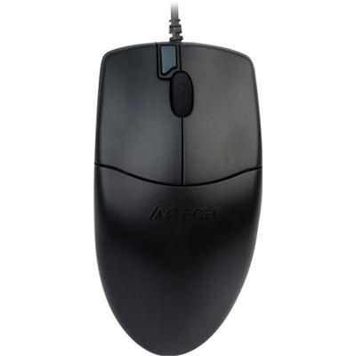 A4 Tech A4TECH 800DPI Wired USB Mouse. Ergonomic Design. Double Click Button. Co