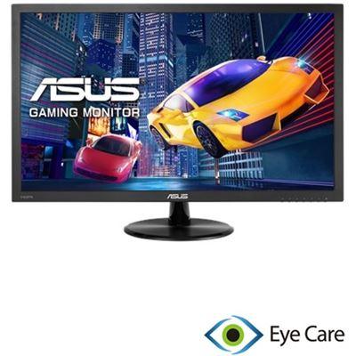 """Asustek ASUS VP278H 27"""" Full HD Gaming Monitor , 1920x1080 , 1ms , Speaker 2X HDMI+ VGA"""