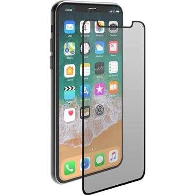 "3SIXT Curved Glass - New iPhone 2018 6.5"" - Clear"