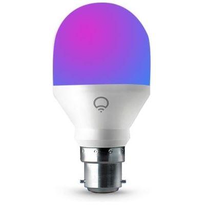 LIFX Mini Colour WiFi LED Light Bulb 9W B22 Socket